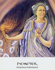 ceres demeter goddess of the harvest