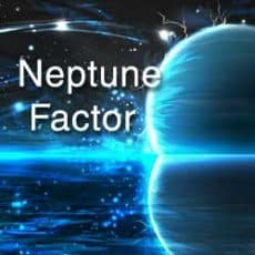 The Neptune Factor at the First Quarter Moon