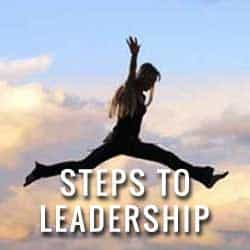 steps to leadership online course