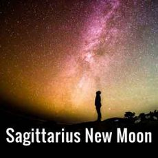 November New Moon in Sagittarius