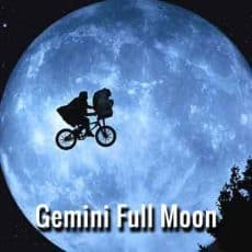 December Full Moon in Gemini