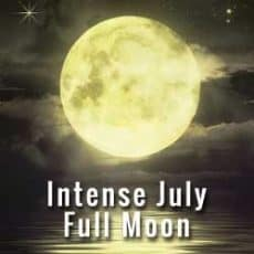 July Full Moon in Capricorn