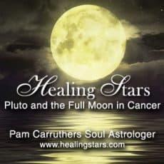Sun conjunct Pluto Full Moon