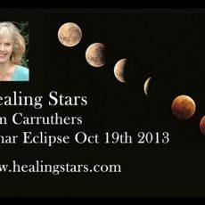 Lunar Eclipse Oct 19th 2013